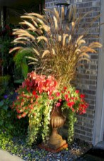 88+ Amazing Fall Container Gardening Ideas (53)
