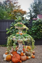 88+ Amazing Fall Container Gardening Ideas (67)
