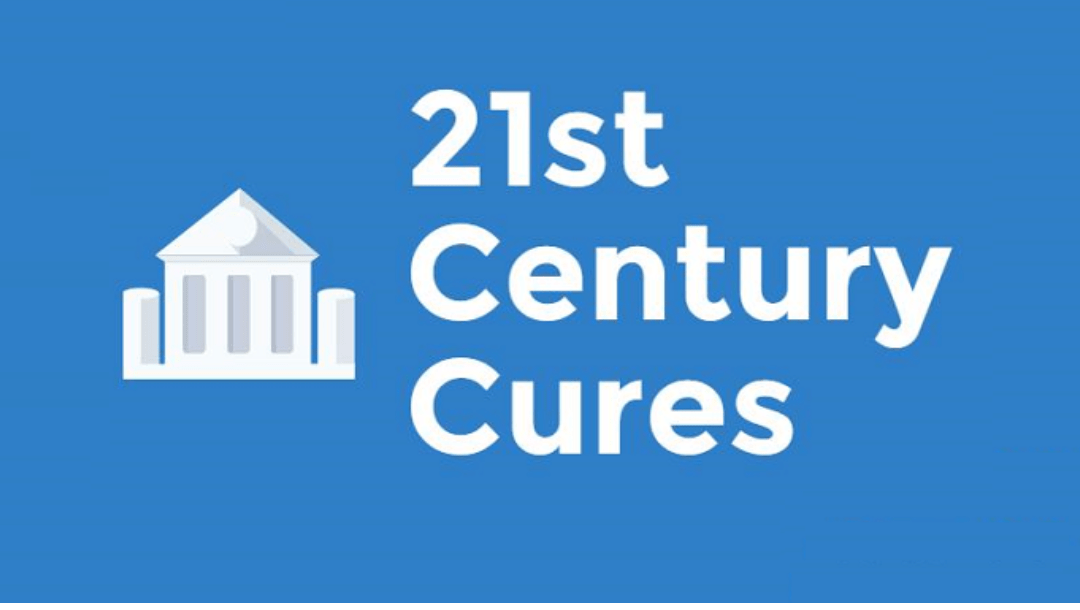 Evidence of the 21stCentury Cures Act in Action