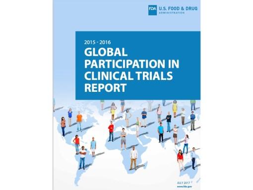 FDA Clinical Trials participation