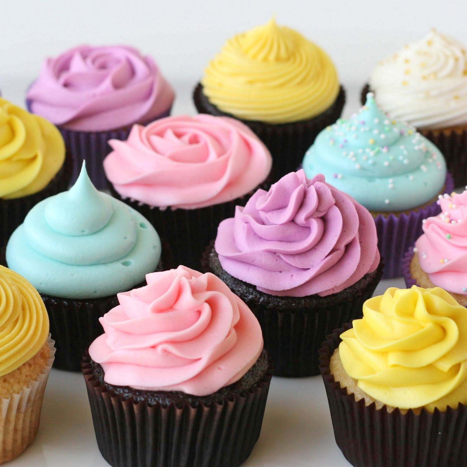 Cupcake Design Ideas Photo