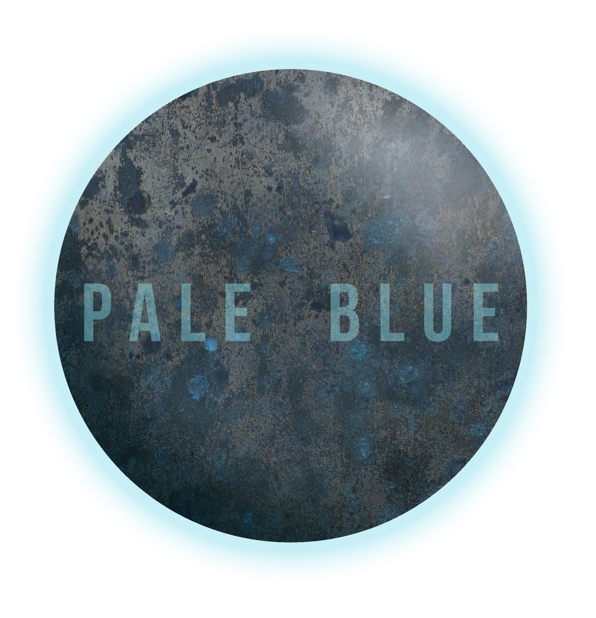 Cover photo for Facebook for the band Pale Blue