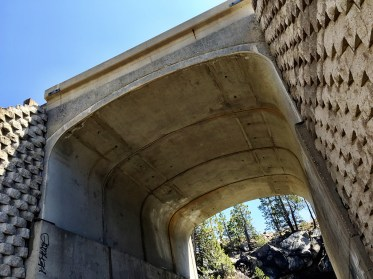 Adbandoned Railroad Tunnel Donner Summit Entrance