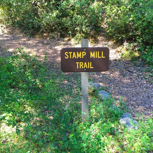Stamp Mill Trail