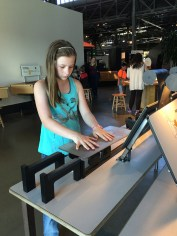 Natalie Bourn Science Experiments at the Exploratorium Hands On Museum