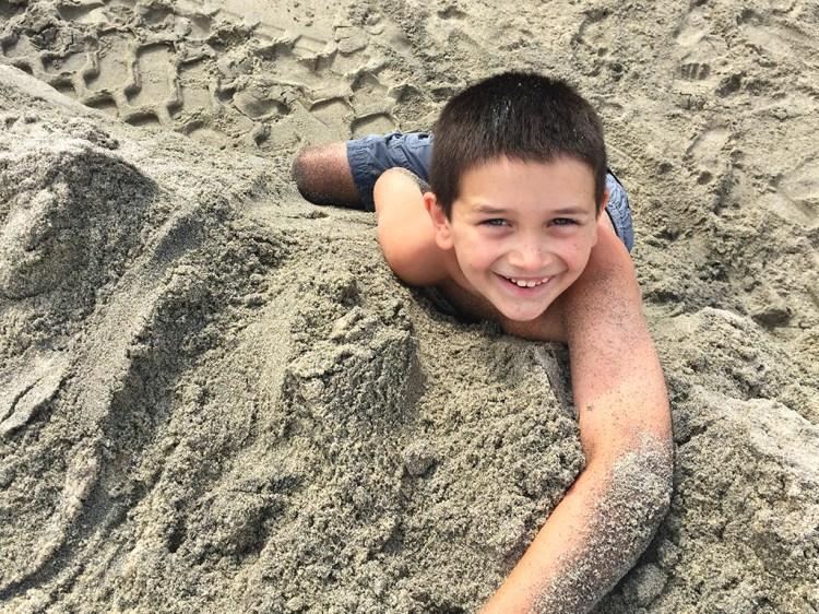 Carter Bourn Oceanside Beach House