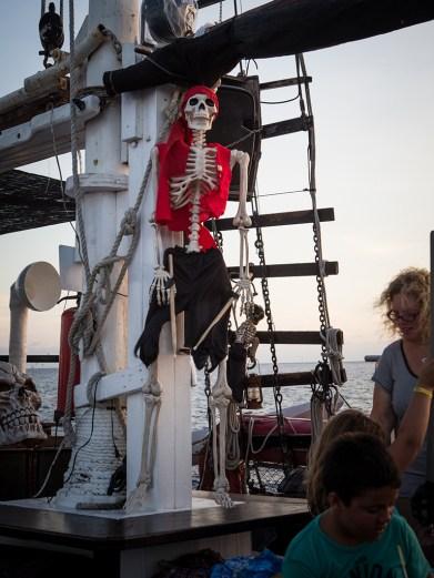 Cabo San Lucas Pirate Ship