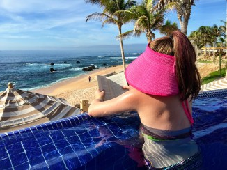 Natalie Bourn Reading in Mexico