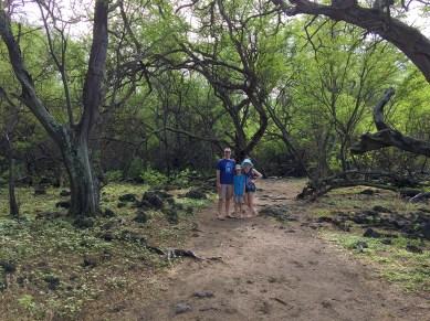 Kings Trail Family Hiking Maui