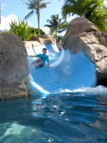 Water Slides At The Grand Wailea