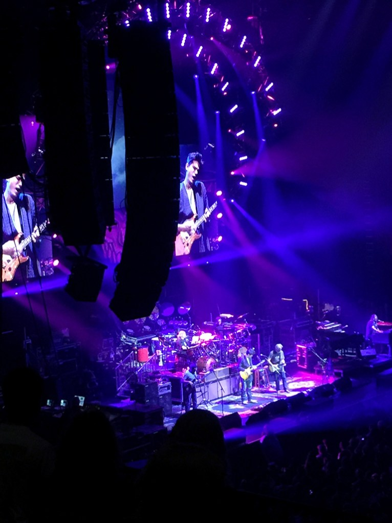 John Mayer with Dead and Co
