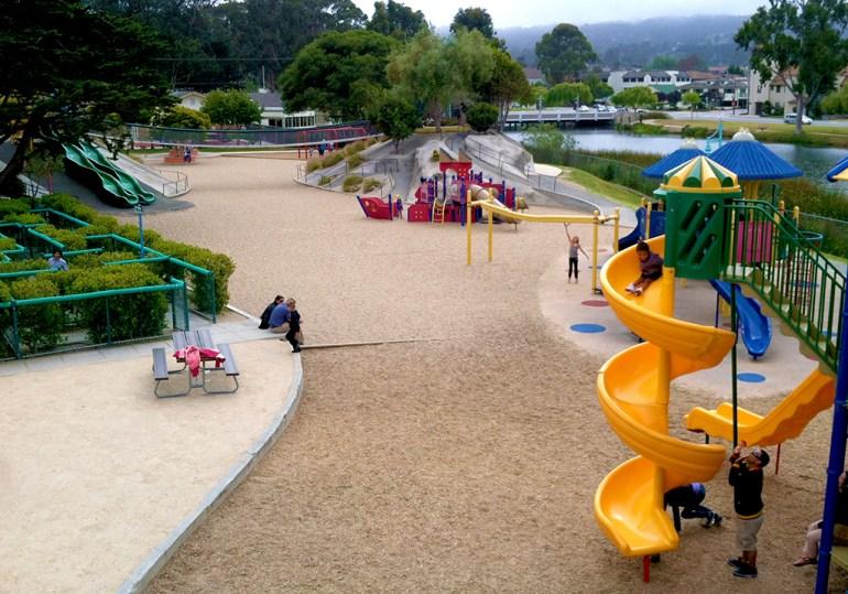 Best Monterey Playground For Kids