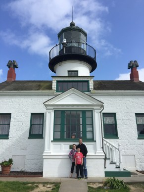 Historic Point Pinos Lighthouse Tour for Families