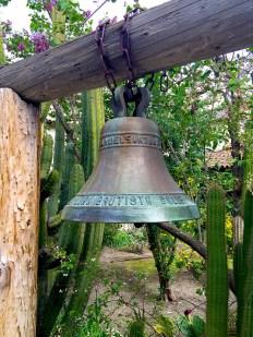 Old Mission San Juan Bautista California Bell
