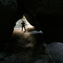 East Pinnacles Bear Gulch Cave Entrance