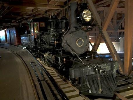 Railroad History Museum Sacramento