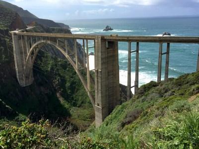 Bixby Bridge Pacific Coast Highway California