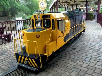 Casa de Fruta Narrow Gauge Railroad Train Rides