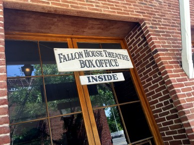 The Fallon House Theater in Columbia California