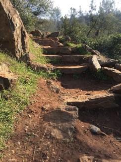 Hidden Falls Access Trail