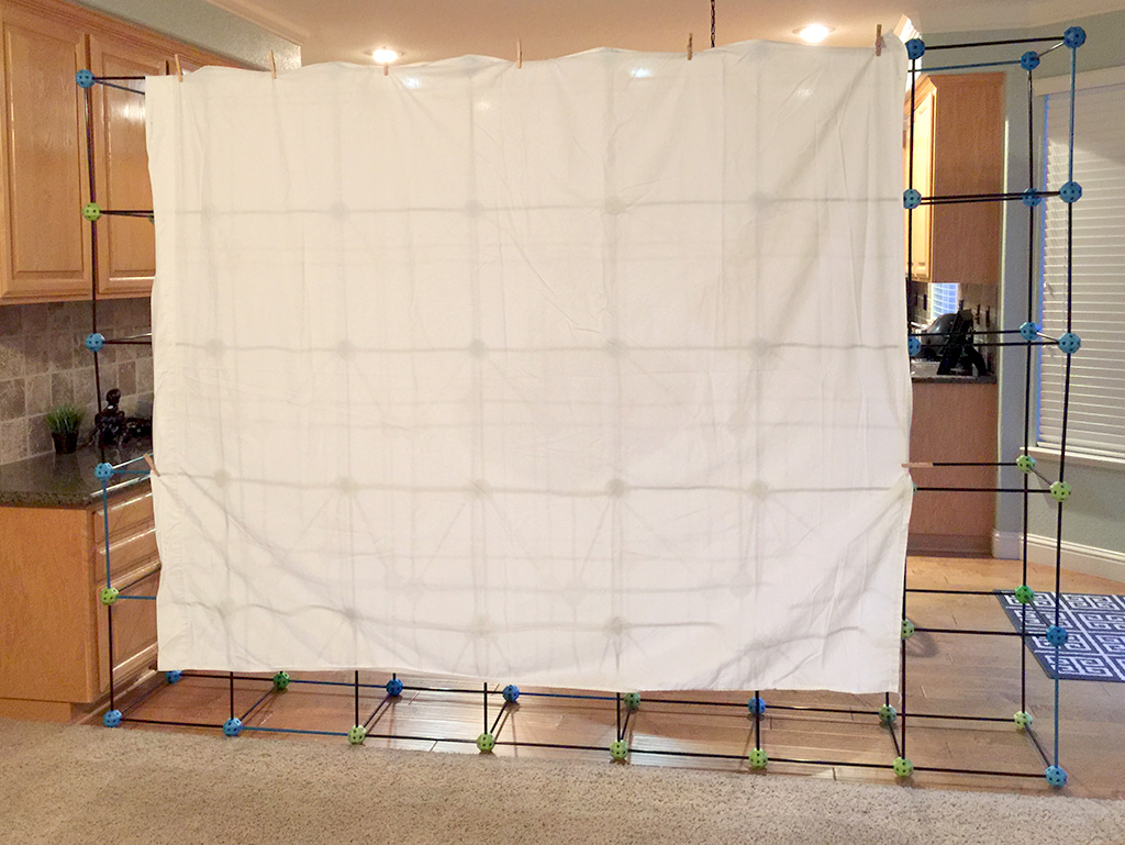 Diy Blanket Fort Easy