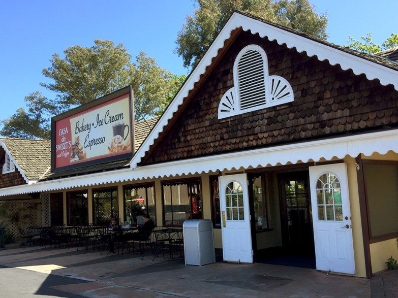 Coffee Shop and Sweets Shop off Highway 152