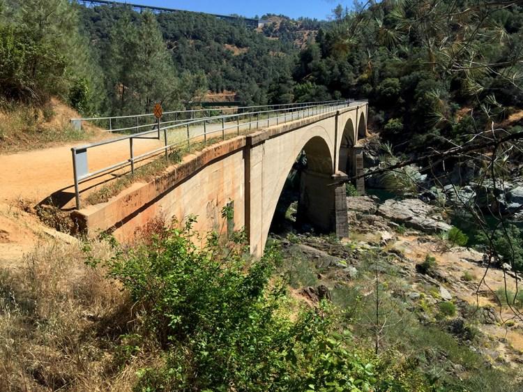 Historic Mountain Quarries Railroad Bridge