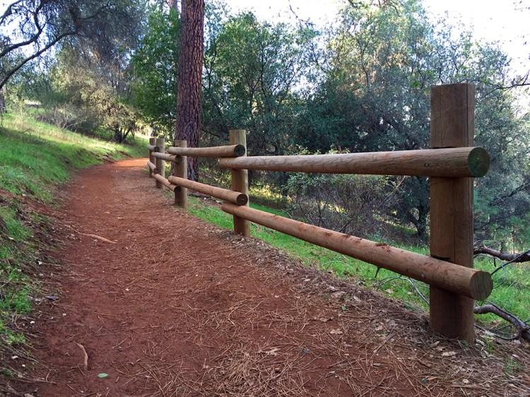 Poppy Trail at Hidden Falls Park