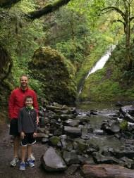 Easy Waterfall Hike to Bridal Veil Falls