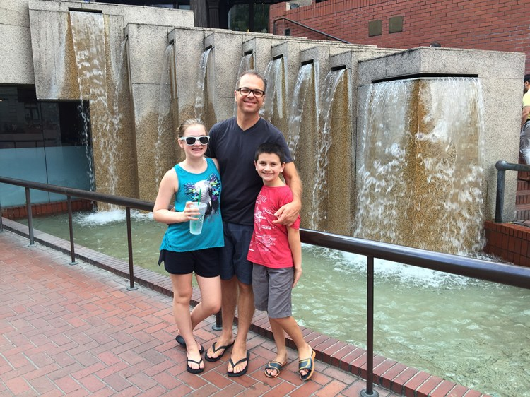 Family Travel Portland