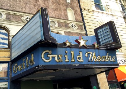 Guild Theater in Portland, Oregon