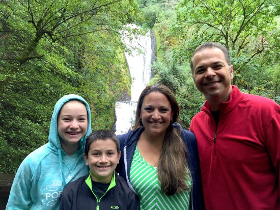 Hiking With Kids In The Columbia River Gorge