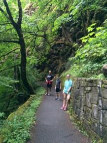 Hiking With Kids to Wahkeena Falls