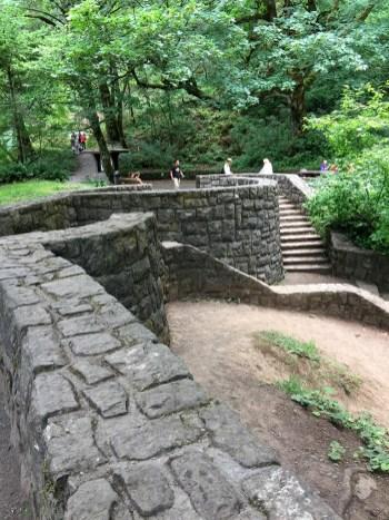 Horsetail Falls Picnic Area