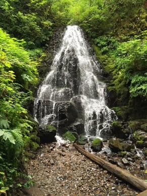 Wahkeena Creek Fairy Falls