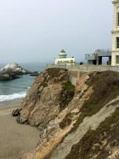Camera Obscura above San Francisco's Ocean Beach