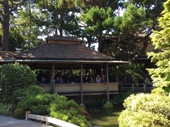 Japanese Tea Garden Tea House