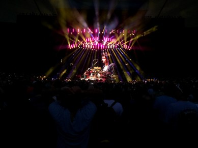 John Mayer With Dead And Company At The Shoreline