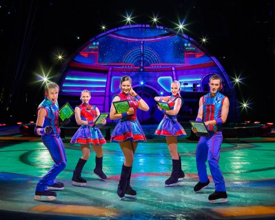 Ringling Bros. and Barnum & Bailey® Presents Out Of This World™ Sacramento, California
