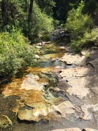 Beaver Creek Granite Formations