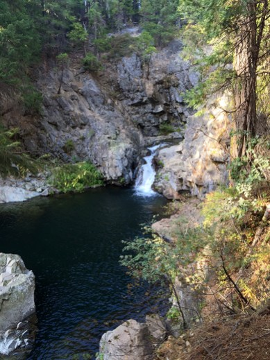 North Fork Falls Swimming Hole