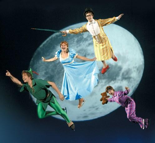 Disney on Ice Passport to Adventure with Peter Pan Comes to Sacramento