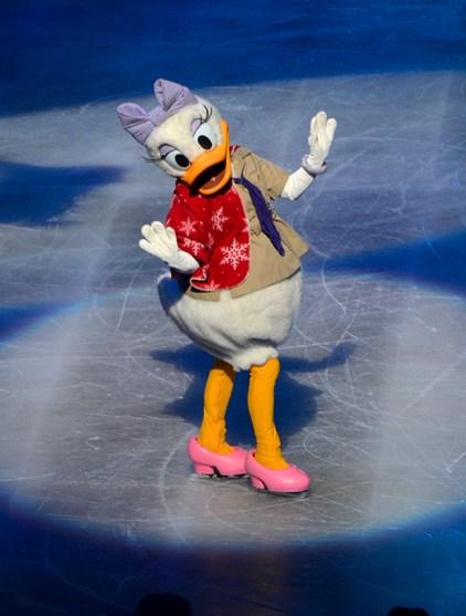 Daisy Duck in Disney on Ice Passport To Adventure