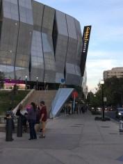 New Golden 1 Center in Sacramento