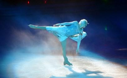 Queen Elsa From Frozen by Disney On Ice