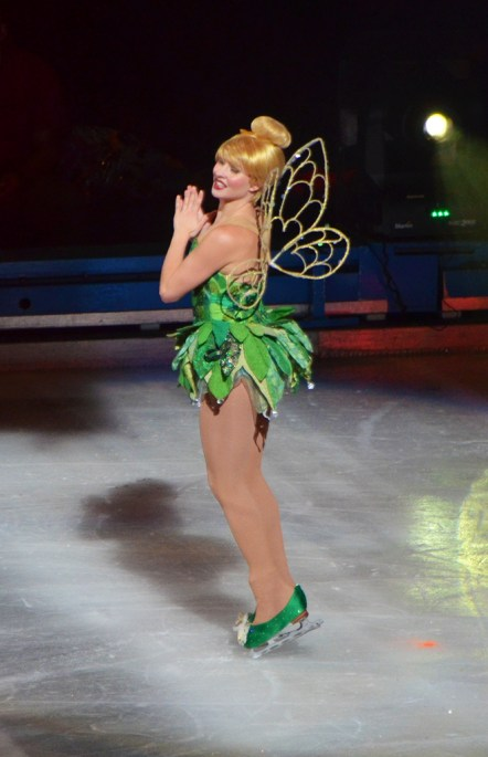 Tinker Bell in Disney On Ice