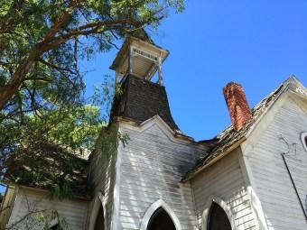 Abandoned Church in Oregon