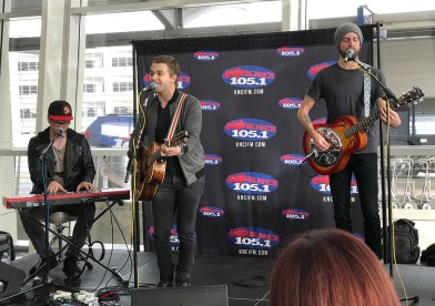 Hunter Hayes Concert For St. Jude with 105.1 KNCI Sacramento
