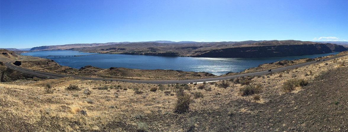 View From Wild Horses Monument Parking Area