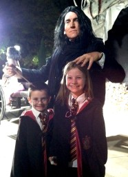 Harry Potter Halloween Party with Professor Snape